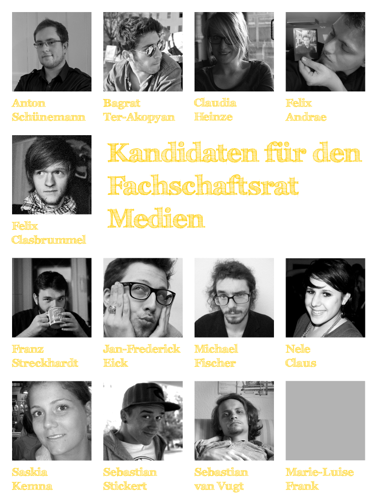 Kandidaten FsR Medien