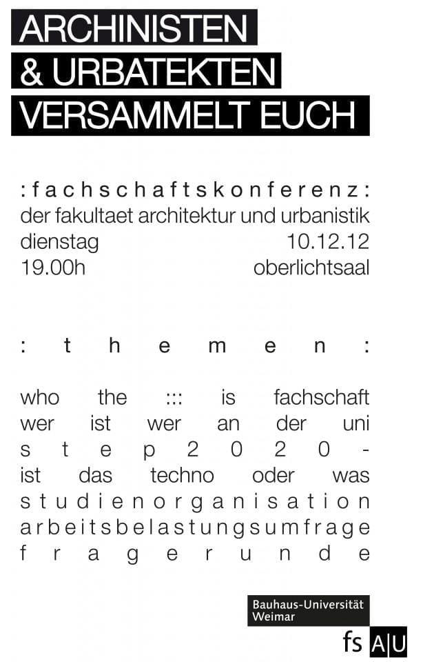 fsA&U_Fachschaftskonferenz_2013-_de