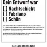 Plakate Slogans mit Datum-001