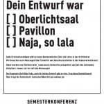Plakate Slogans mit Datum-003