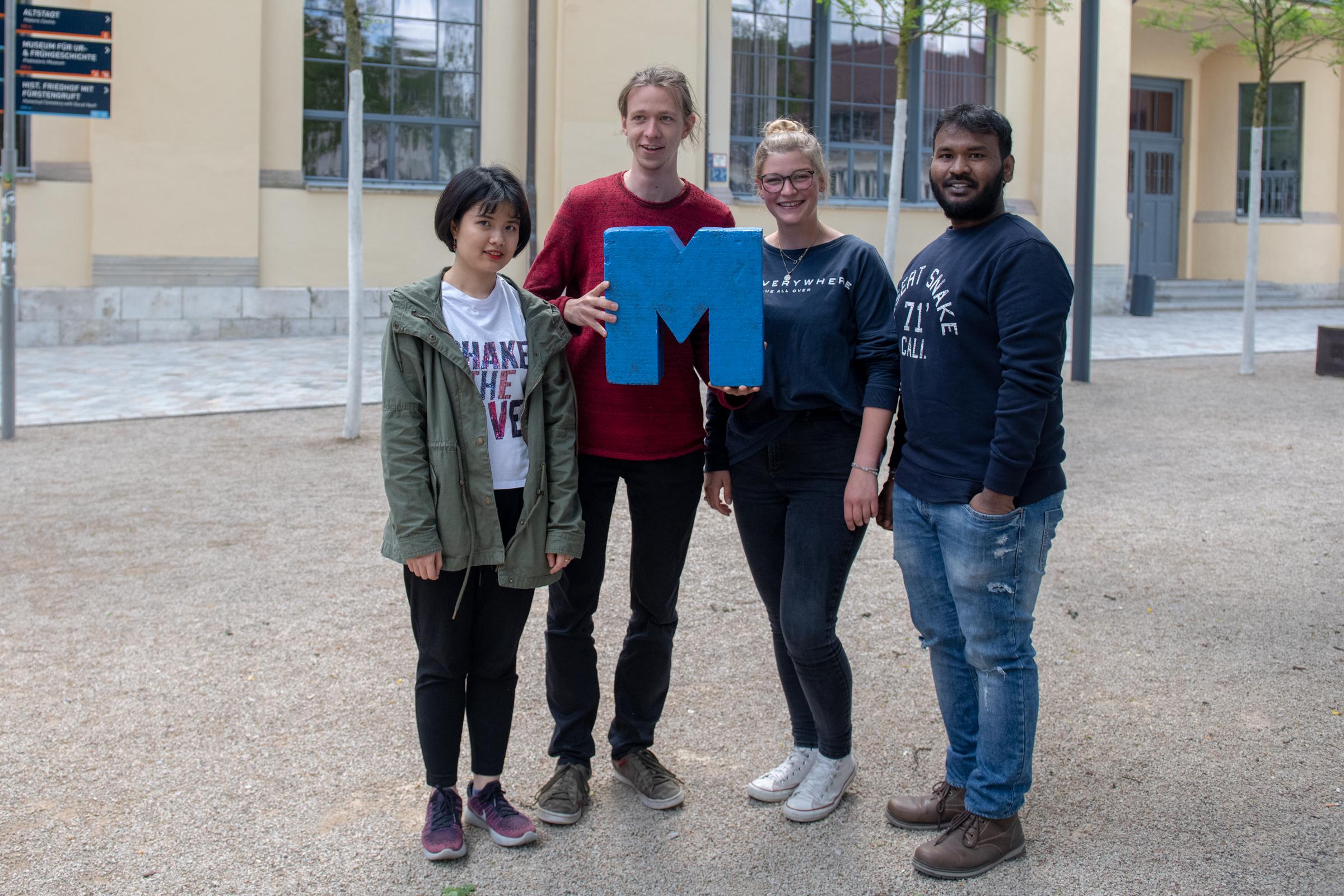 Annie, Knuth, Olli & Aravind
